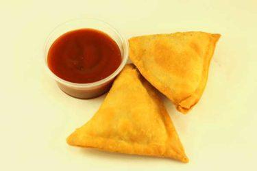 Indian Samosa(Baked)