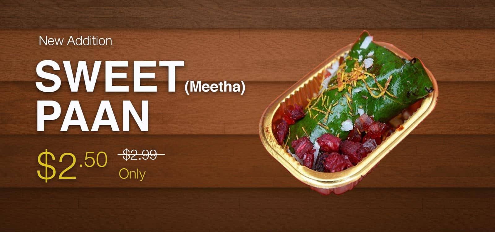 Meetha Paan