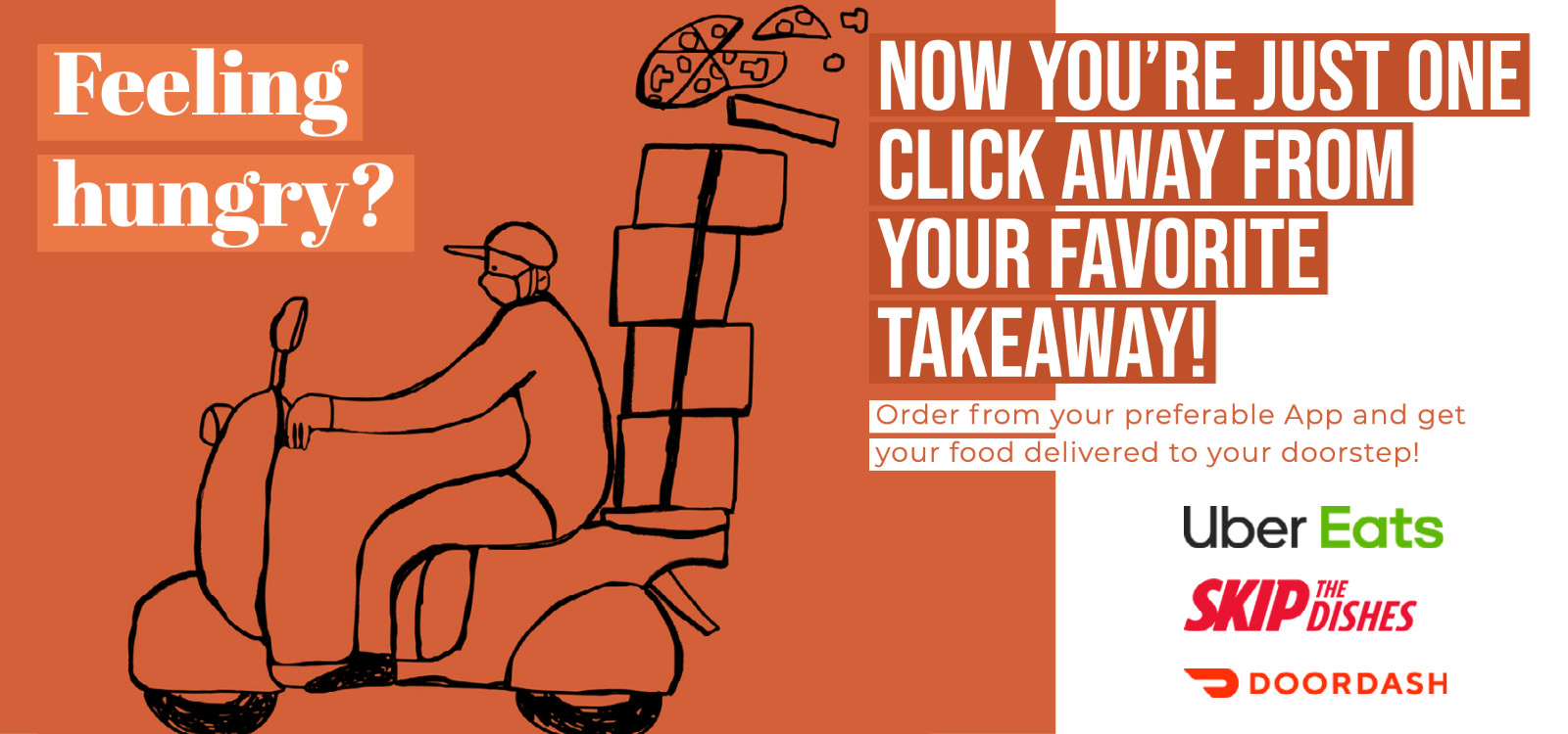 Choose your delivery options